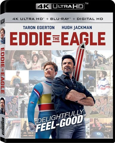 Eddie the Eagle 4K Ultra HD Review