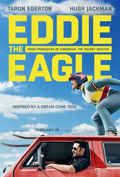 Eddie the Eagle © 20th Century Fox. All Rights Reserved.