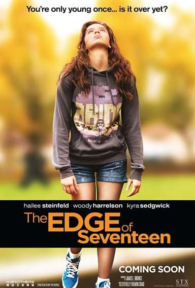 The Edge of Seventeen © STX Entertainment. All Rights Reserved.
