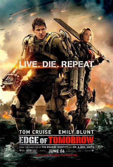 Edge Of Tomorrow © Warner Bros.. All Rights Reserved.