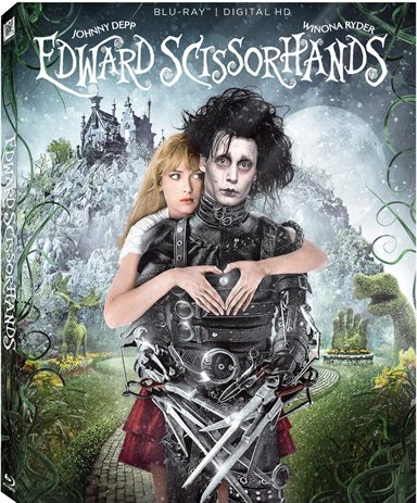 Edward Scissorhands Blu-ray Review