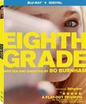 Eighth Grade Blu-ray Review