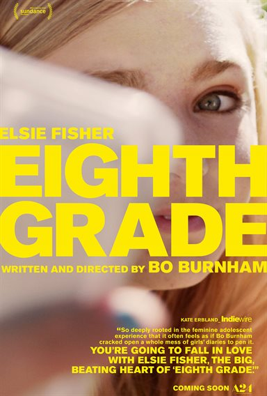 Eighth Grade © A24. All Rights Reserved.