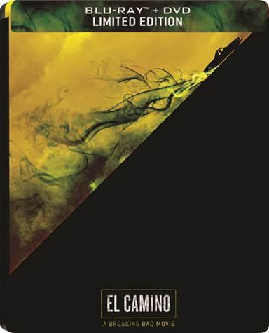 El Camino: A Breaking Bad Movie Blu-ray Review