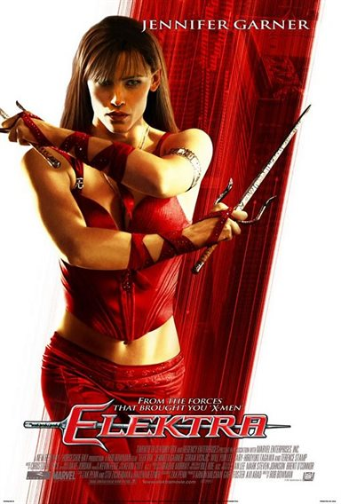 Elektra © 20th Century Fox. All Rights Reserved.