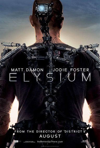 Elysium © Columbia Pictures. All Rights Reserved.