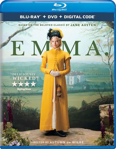 Emma Blu-ray Review