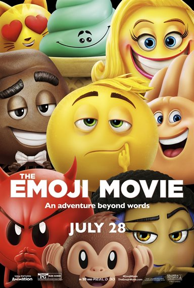 The Emoji Movie © Columbia Pictures. All Rights Reserved.