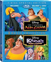 The Emperor's New Groove Blu-ray Review