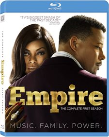 Empire: The Complete First Season Blu-ray Review
