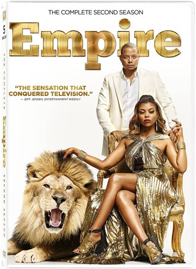 Empire: The Complete Second Season DVD Review