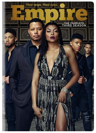 Empire: The Complete Third Season DVD Review
