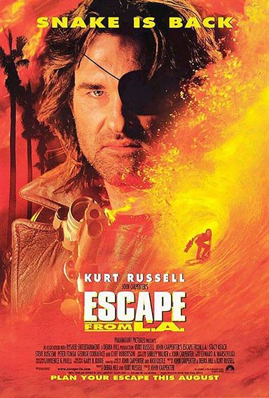 Escape From L.A. © Paramount Pictures. All Rights Reserved.