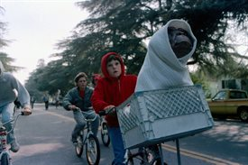 E.T.: The Extra-Terrestrial © Universal Pictures. All Rights Reserved.
