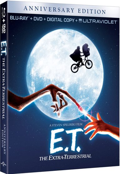 E.T.: The Extra-Terrestrial Blu-ray Review