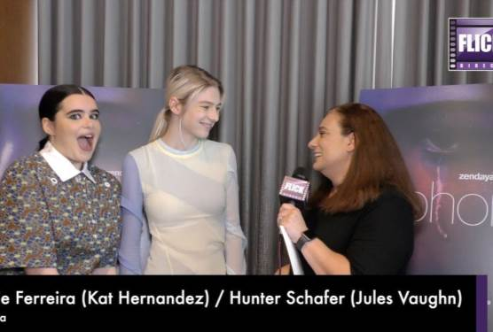 Euphoria's Hunter Schafer and Barbie Ferreira Speak To Allison Rose