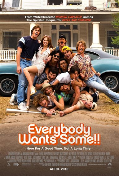 Everybody Wants Some © Paramount Pictures. All Rights Reserved.