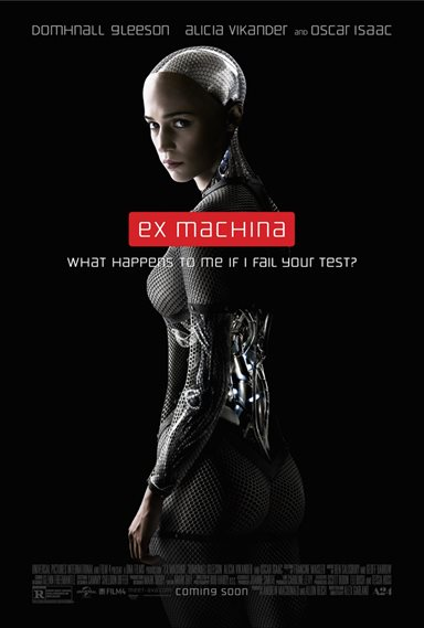 Ex Machina © A24. All Rights Reserved.