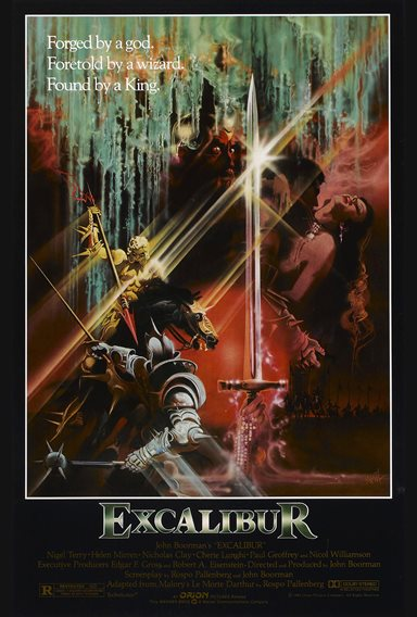 Excalibur © Warner Bros.. All Rights Reserved.