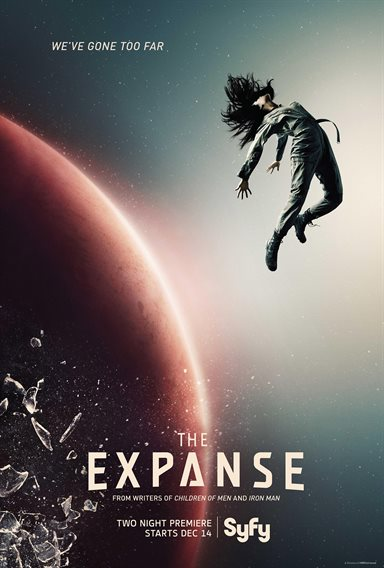 The Expanse © NBCUniversal Television. All Rights Reserved.