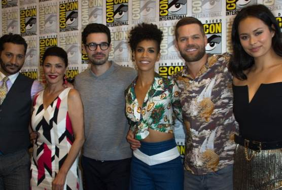 The Cast of The Expanse Talks About Politics With FlickDirect