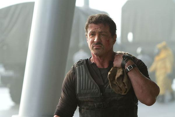 The Expendables 2 © Lionsgate. All Rights Reserved.