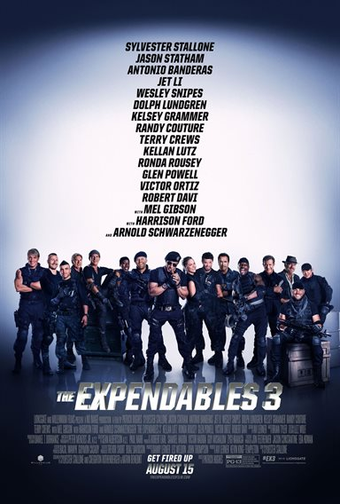 The Expendables 3 Theatrical Review