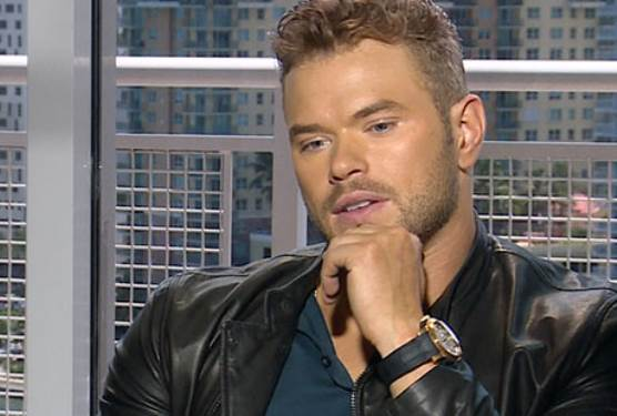 Exclusive Interview With Actor Kellan Lutz