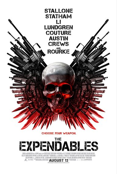 The Expendables © Lionsgate. All Rights Reserved.