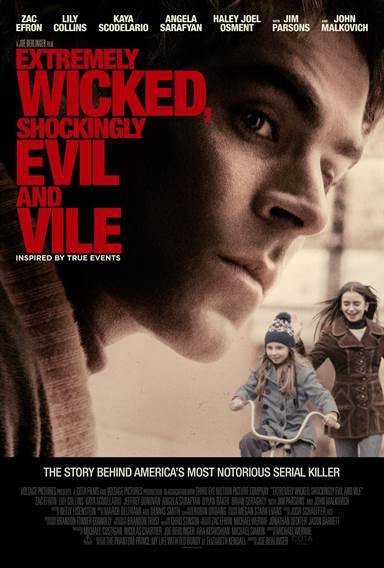 Extremely Wicked, Shockingly Evil and Vile © Voltage Pictures. All Rights Reserved.