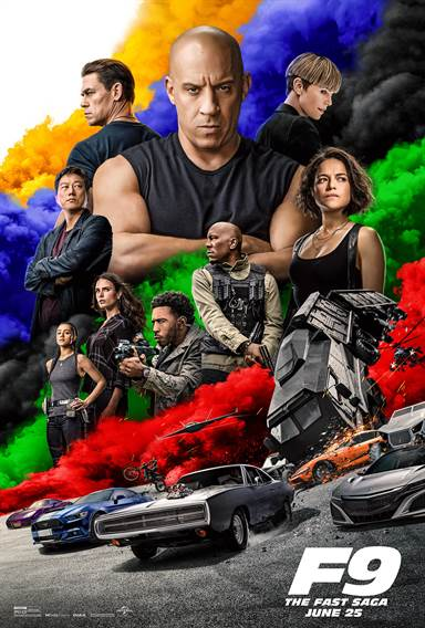F9 Theatrical Review