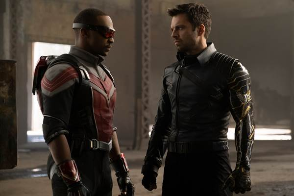 The Falcon and the Winter Soldier © Walt Disney Pictures. All Rights Reserved.