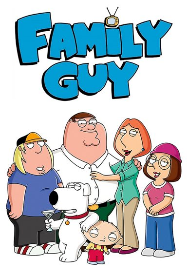 Family Guy © 20th Century Fox. All Rights Reserved.