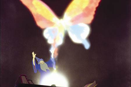 Fantasia © Walt Disney Pictures. All Rights Reserved.