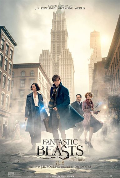 Fantastic Beasts and Where to Find Them © Warner Bros.. All Rights Reserved.
