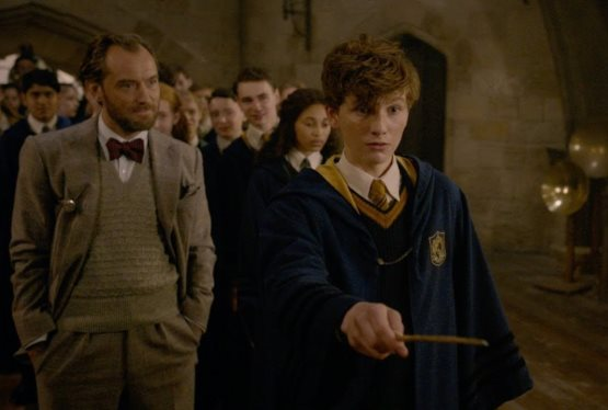 Back To Hogwarts Featurette