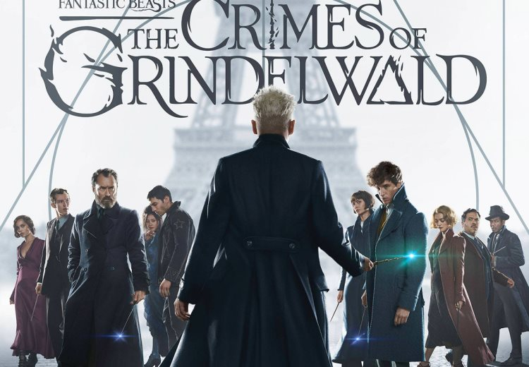 Movie Database Fantastic Beasts: The Crimes of Grindelwald