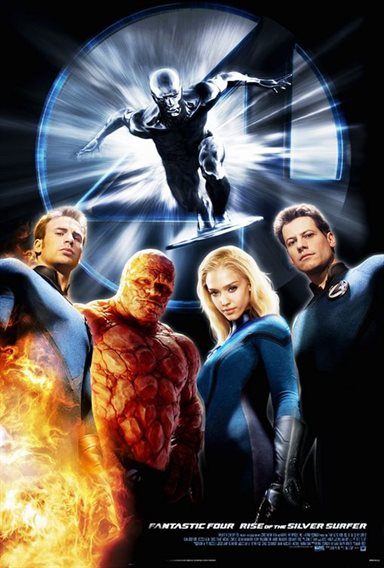 Fantastic Four: Rise Of The Silver Surfer Theatrical Review
