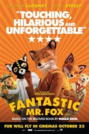 Fantastic Mr. Fox Theatrical Review