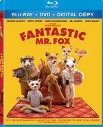 Fantastic Mr. Fox Blu-ray Review