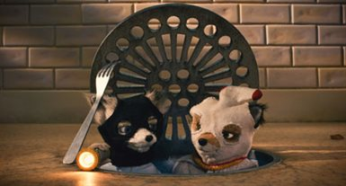 Fantastic Mr. Fox © 20th Century Fox. All Rights Reserved.