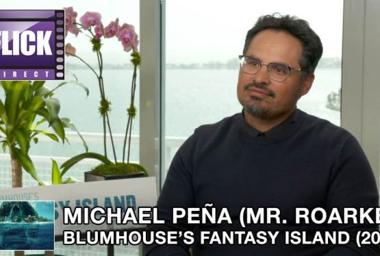 Michael Peña Is The New Mr. Roarke in BLUMHOUSE''S FANTASY ISLAND