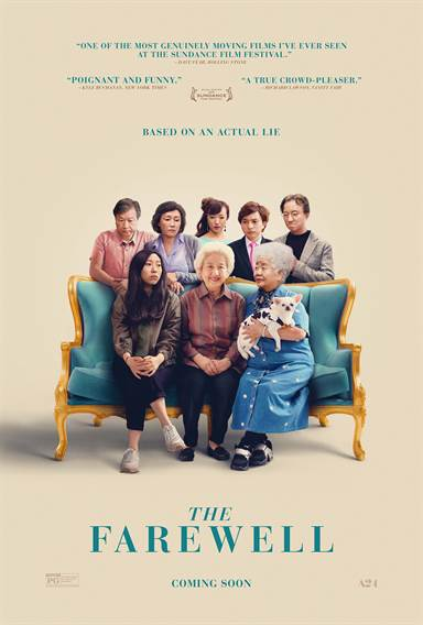 The Farewell Theatrical Review