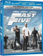 Fast Five Theatrical Review