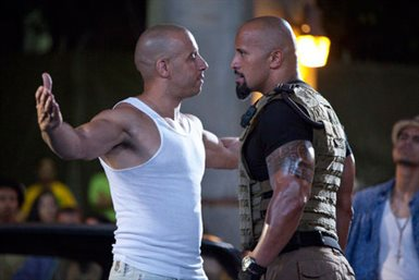 Fast Five © Universal Pictures. All Rights Reserved.