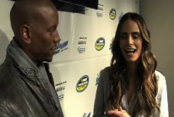Fast Five 225 Race With Jordana Brewster and Tyrese Gibson