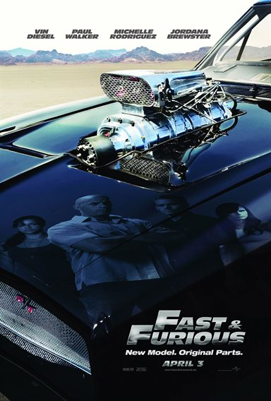 Fast & Furious © Universal Pictures. All Rights Reserved.