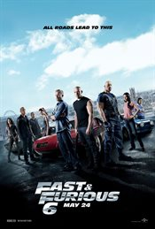 Fast & Furious 6 Theatrical Review