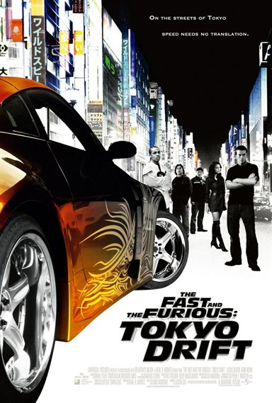 The Fast and the Furious: Tokyo Drift © Universal Pictures. All Rights Reserved.