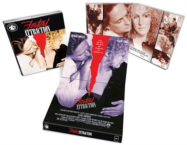 Fatal Attraction Blu-ray Review
